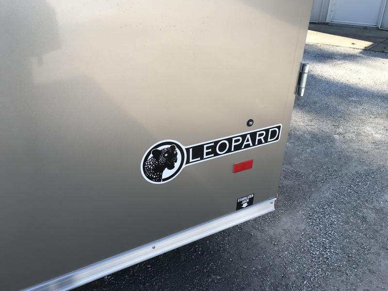 2020 Haul-About Leopard 7 x 16 TA Enclosed Cargo Trailer