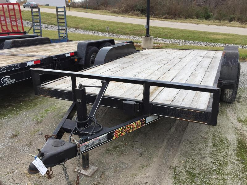 2012 Express Trailers 14' Utility Trailer