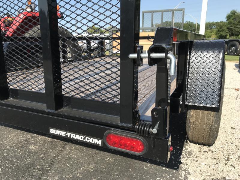 2019 Sure-Trac 5 x 8 Utility Utility Trailer
