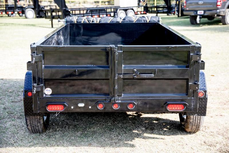 2019 70SR 10x5w  Tandem Axle Single Ram Dump