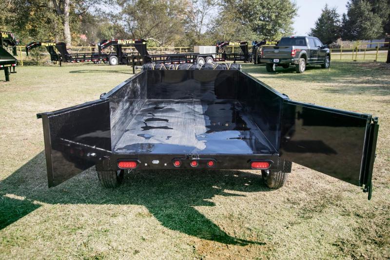2019 70SR 10x5w  Tandem Axle Single Ram Dump
