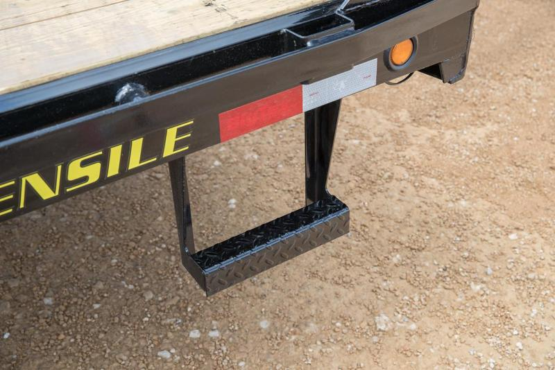 2020 Big Tex Trailers 22PH-20+5MR Pintle Equipment Trailer
