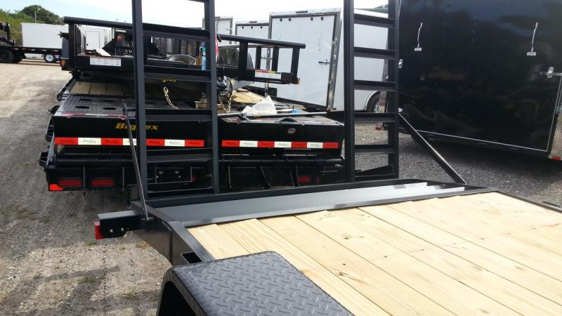 Triple Crown Trailers  7x18 ECF 10k Equipment Trailer