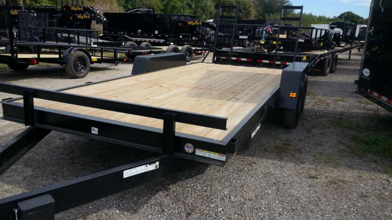 Triple Crown Trailers  7x18 ECF 10k Equipment Trailer