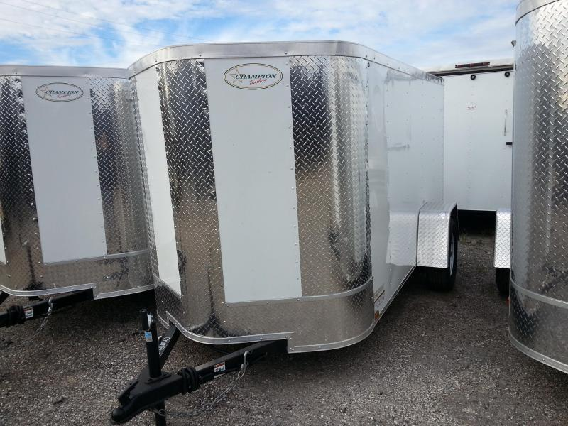 6x10x6 Arising Industries Enclosed Motor Cycle