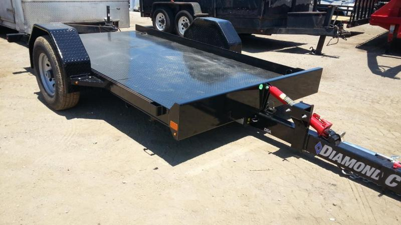 Diamond C Trailers DSA Equipment Trailer