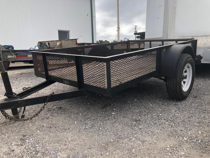 USED 2003 Triple Crown Trailers 5x8 Utility Trailer