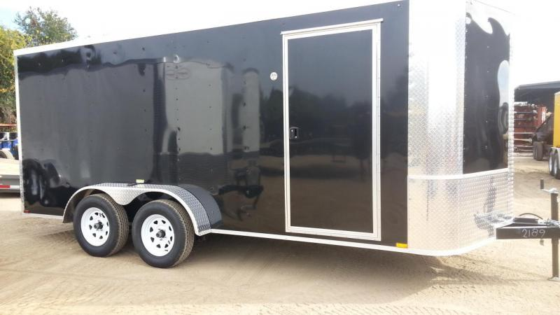 7 x 16 x 6  Arising Industries Enclosed Motorcycle Storage