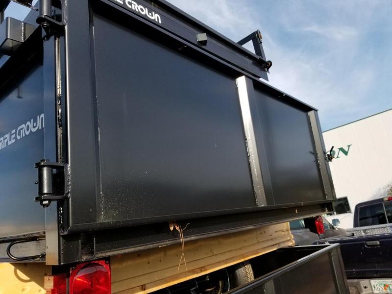 2020 Triple Crown Trailers 6x10 LRD Dump Trailer