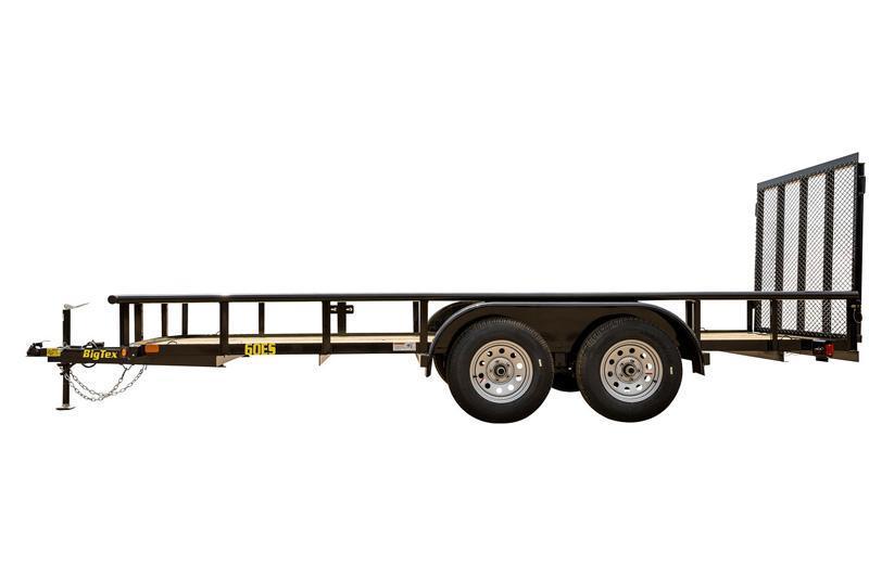 2020 Big Tex Trailers 60ES-12 Utility Trailer
