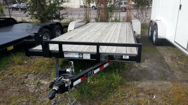 "PJ 83"" x 20' Carhauler Trailer or Equipment Trailer"