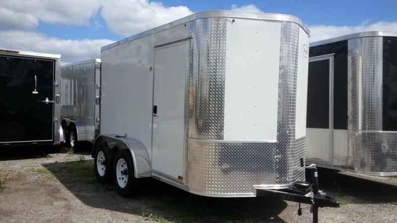 2020 Arising 6x12TA Enclosed Cargo Trailer