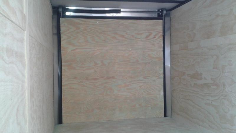 7 x 16 x 6  Arising Industries Enclosed Motorcycle Storage
