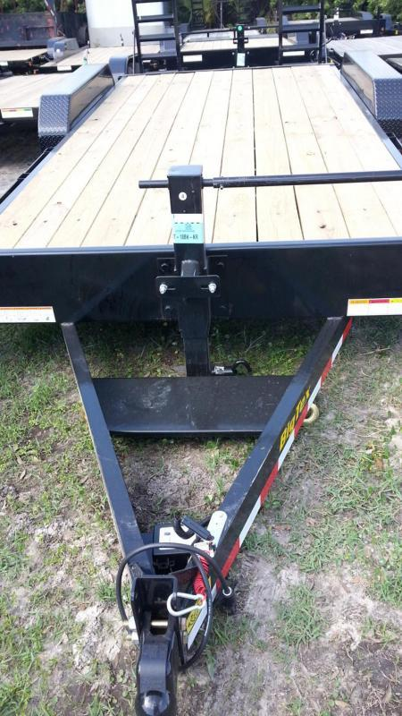 Big Tex Trailers 10ET-20 Small Equipment Trailer 5.2k axles