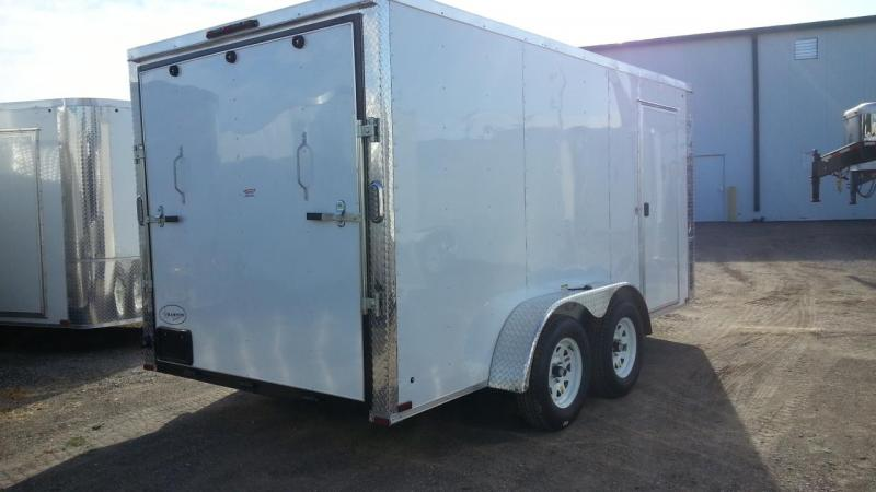 2019 Arising 7x16x7' Enclosed Cargo Trailer