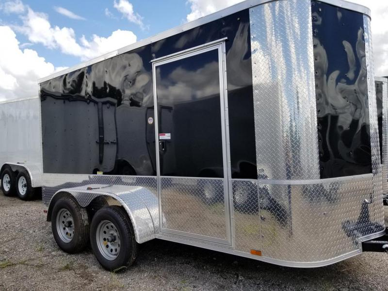 2019 Arising AI 6x12x6 Enclosed Cargo Trailer