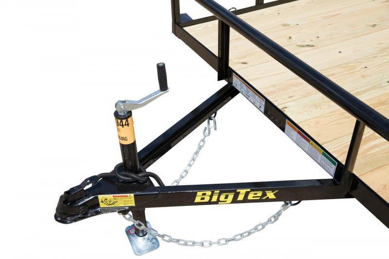 Big Tex Trailers 35ES-12 Utility Trailer