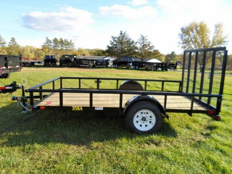 Big Tex Trailers 35SA-14 Utility Trailer