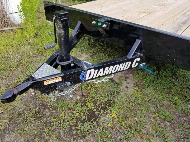 Diamond C Trailers GTF  18'x83 Carhauler