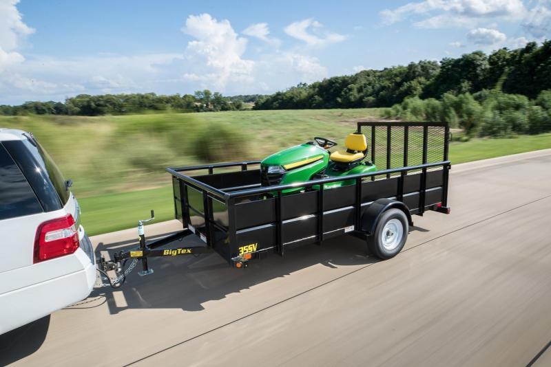 2020 Big Tex Trailers 35SV-12 Utility Trailer Landscape Hauling