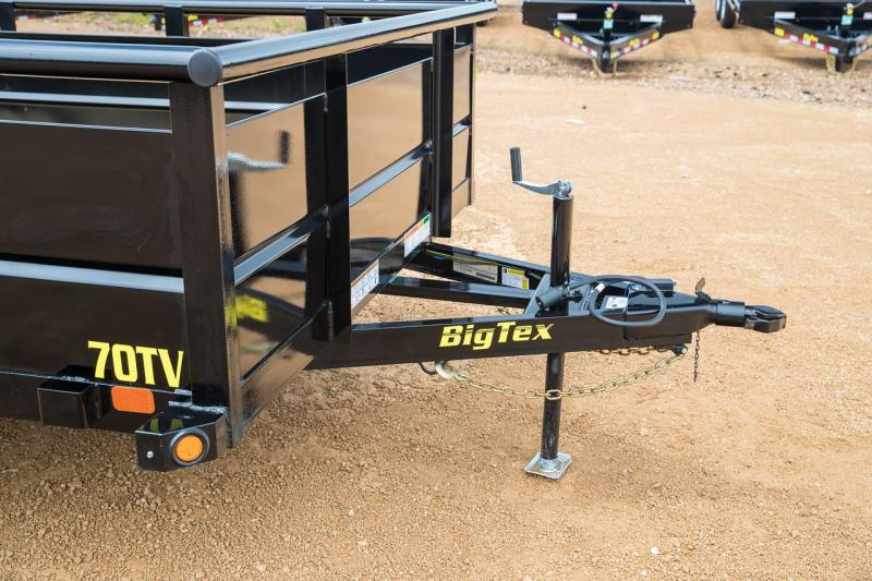 70TV Big Tex Vangaurd Trailer Utility Lawncare