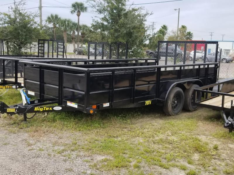 70TV Big Tex Vangaurd Trailer Utility Lawncare