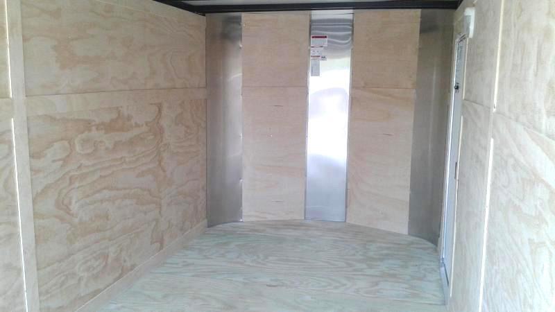 2020 Arising 6x12x6 Enclosed Cargo Trailer
