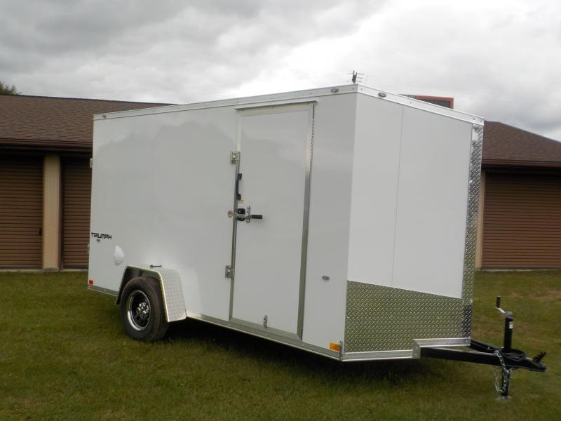 2020 Formula Trailers Triumph 6X12 Enclosed Cargo Trailer
