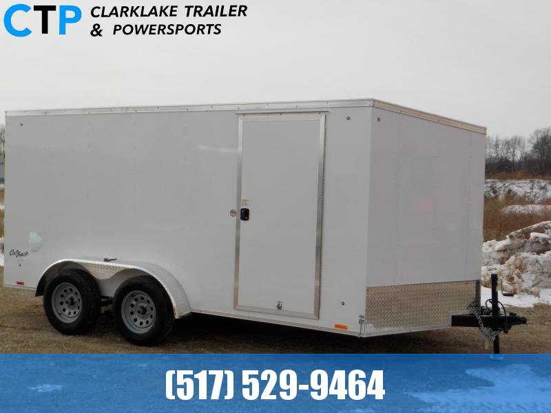 2021 Pace American Outback Cargo Deluxe 7X14 Cargo / Enclosed Trailer
