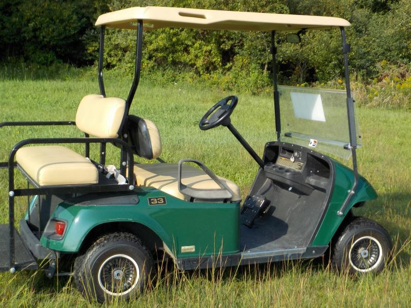 2003 E-Z-GO Used Electric Golf Cart