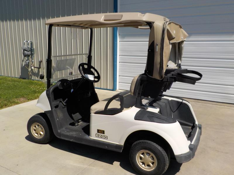 2012 E-Z-GO Used Electric RXV Golf Cart