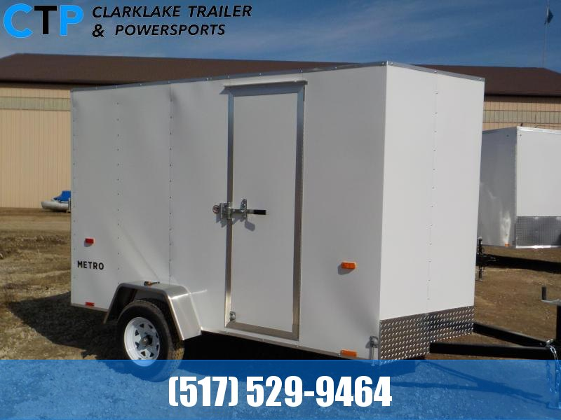 2021 Pace American Metro 6X10 Enclosed Cargo Trailer