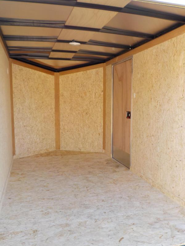 2020 Pace American JOURNEY 6X10 SE Enclosed Cargo Trailer