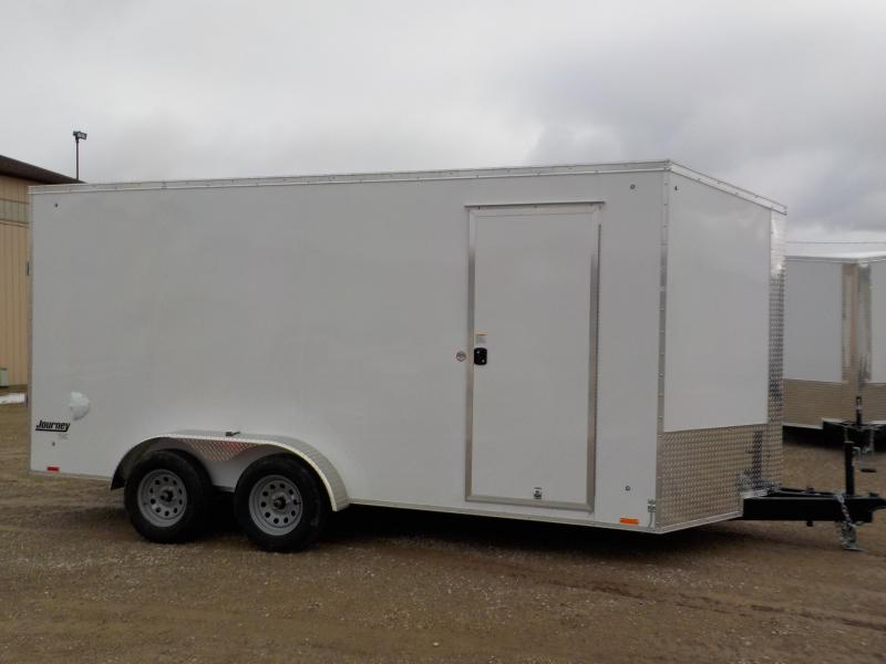 2021 Pace American Journey 7X16 SE Enclosed Cargo Trailer