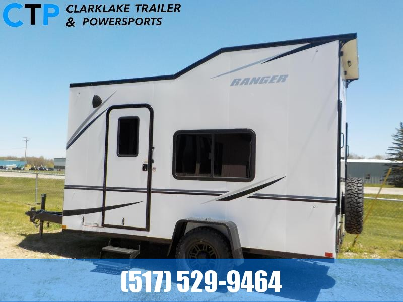 2021 Formula Trailers Other (Not Listed) Ranger Off Grid Toy Hauler RV