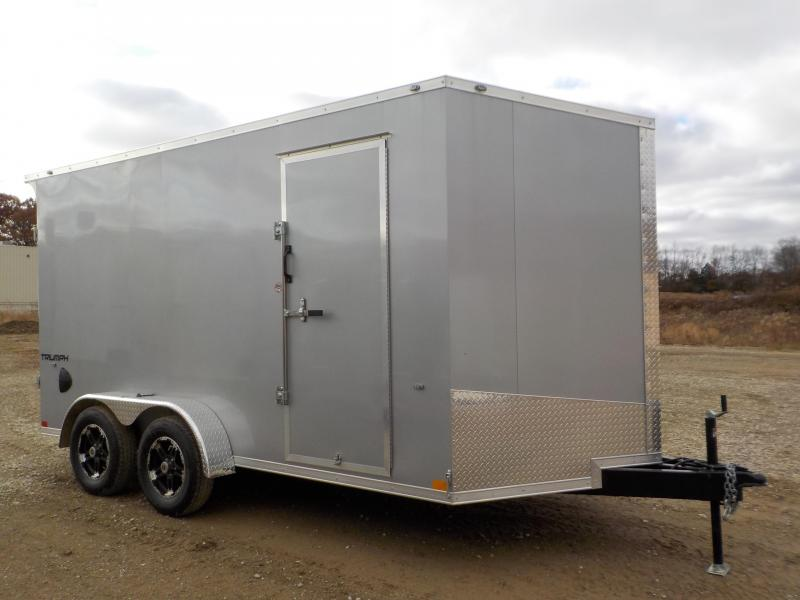 2020 Formula Trailers Triumph Slope Nose Enclosed Cargo Trailer