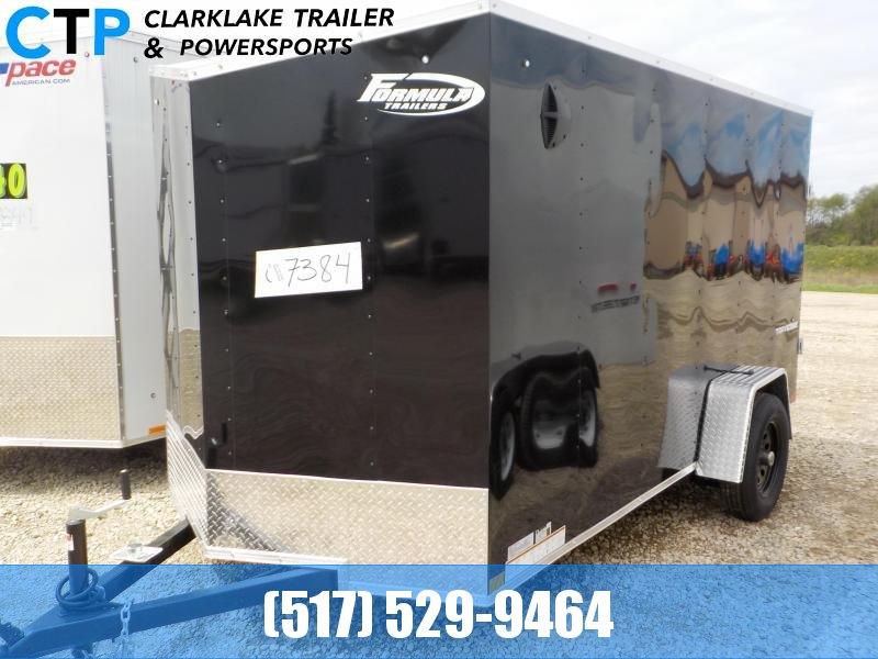 2021 Formula Trailers Traverse 6X12 Enclosed Cargo Trailer