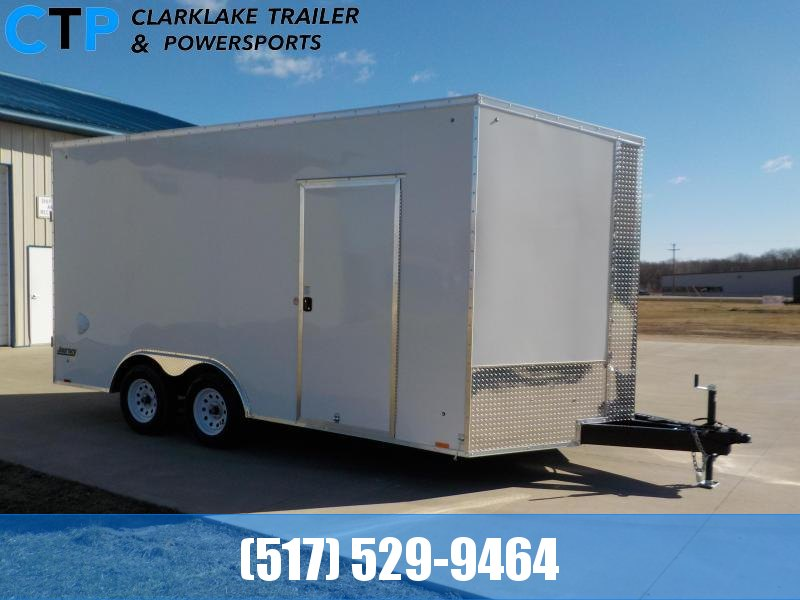 2021 Pace American Journey SE Cargo Enclosed Cargo Trailer