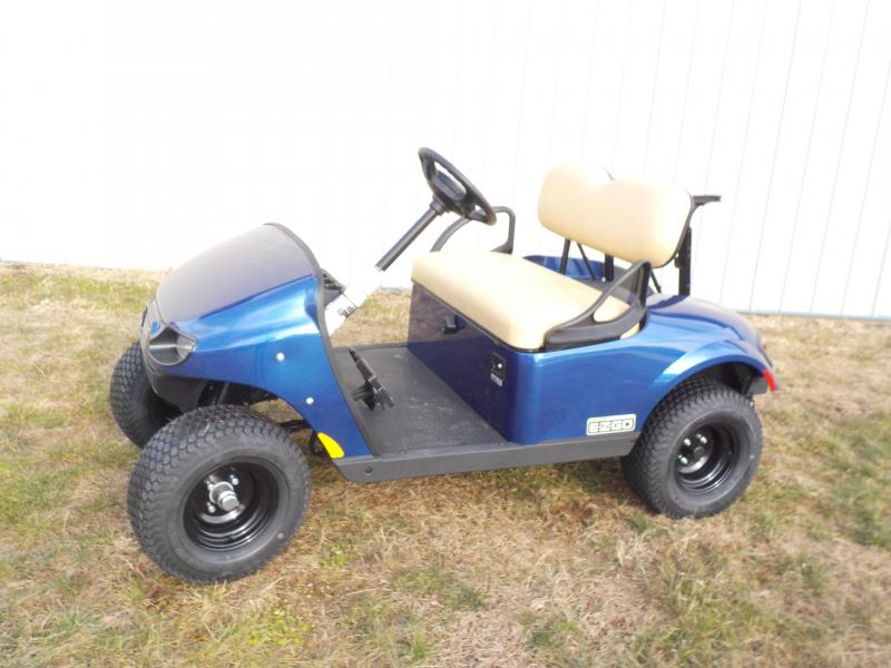 2019 EZ-GO TXT Valor Gas Carb Golf Cart