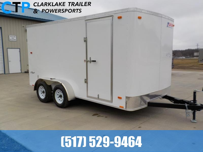 2021 Pace American Outback 7X14 Cargo / Enclosed Trailer