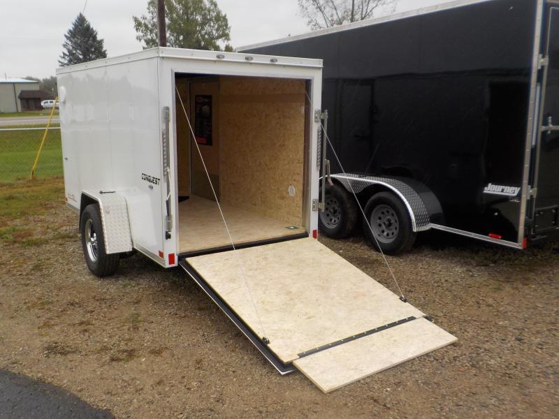 2020 Formula Trailers Conquest Enclosed Cargo Trailer