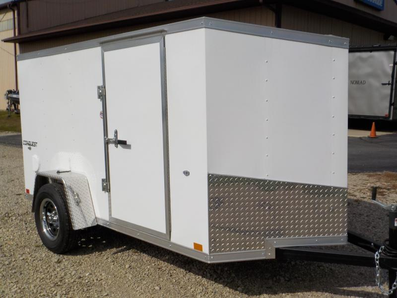 2020 Formula Trailers Conquest Enclosed Cargo Trailer