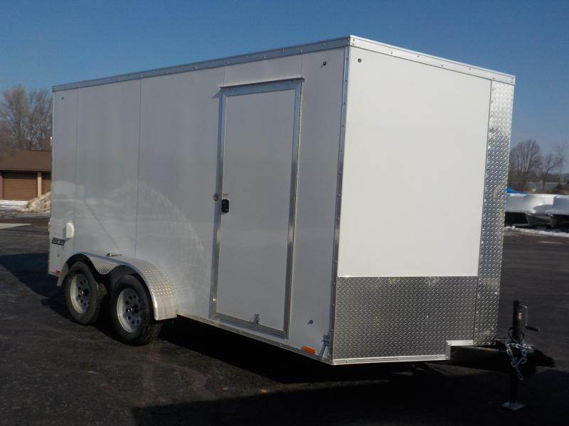 2020 Pace American Journey SE 7X14 Enclosed Cargo Trailer