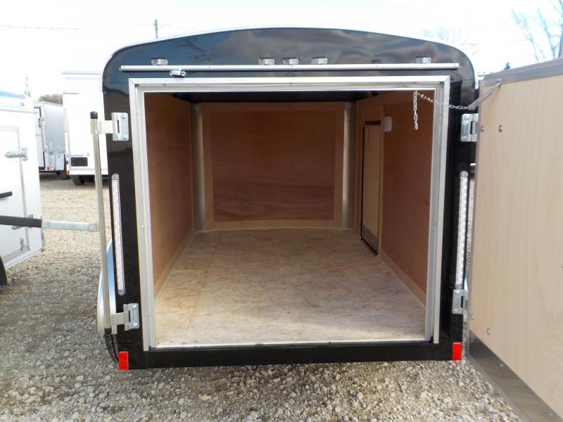 2020 Haul-About Lynx 5X8 Enclosed Cargo Trailer