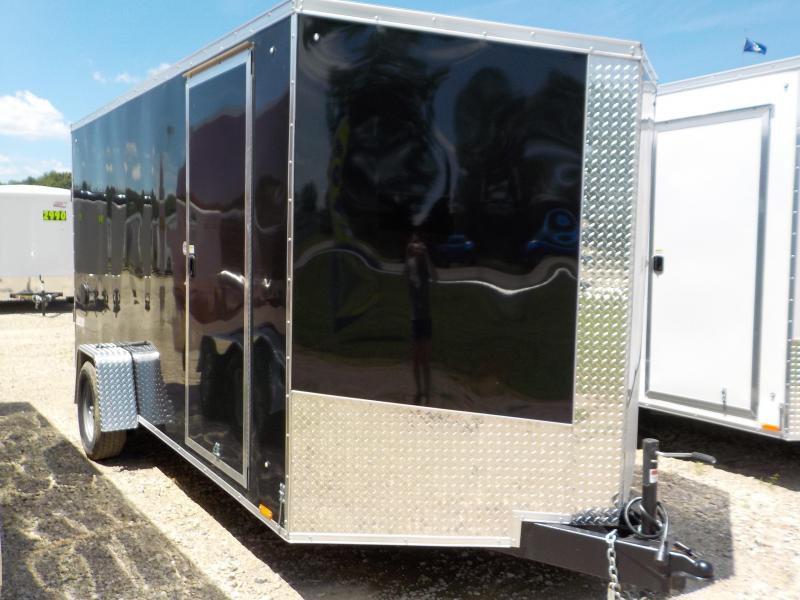 2019 Pace American Journey 7X14 Enclosed Cargo Trailer