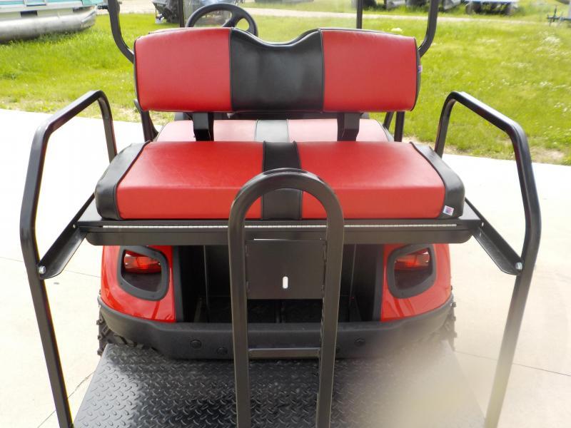 2019 EZ-GO Express S4 G-EFI Golf Cart