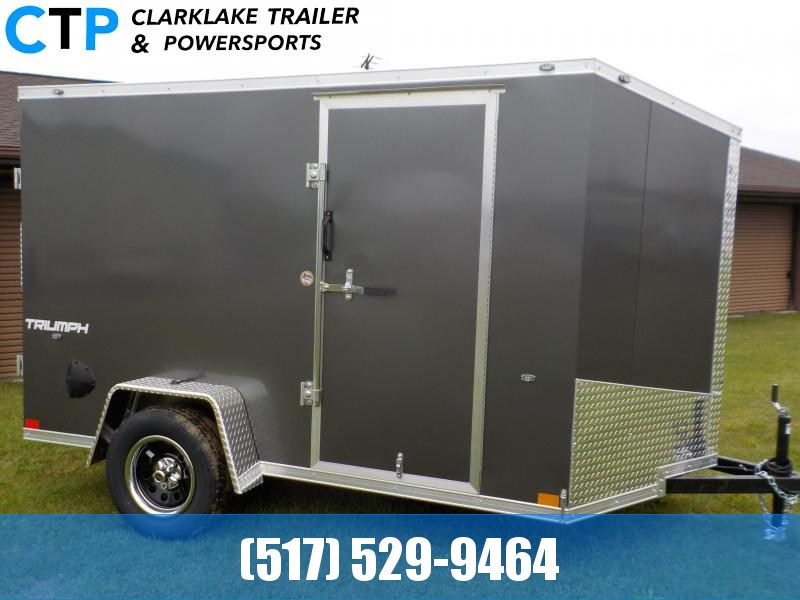 2020 Formula Trailers Triumph 6X10 Enclosed Cargo Trailer