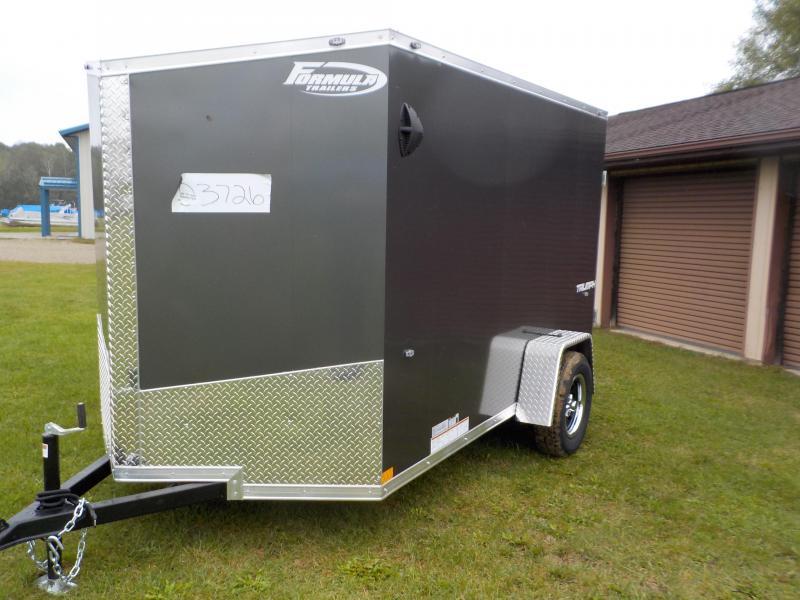 2020 Formula Trailers Triumph 6X10 Enclosed Cargo Trailer