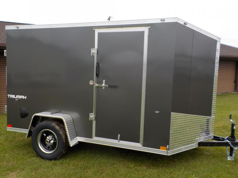 2020 Formula Trailers Triumph Enclosed Cargo Trailer