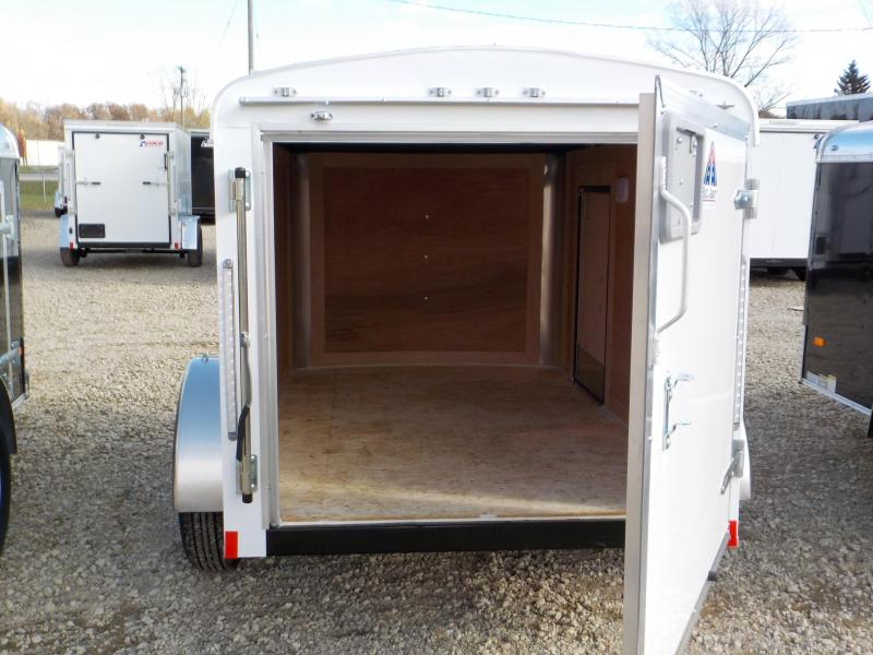 2020 Haul-About Lynx 5X8 Enclosed Cargo Trailer
